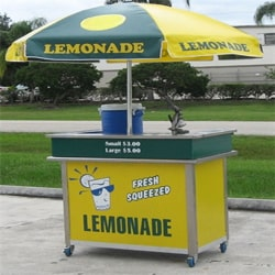 What is a good price for a lemonade stand?